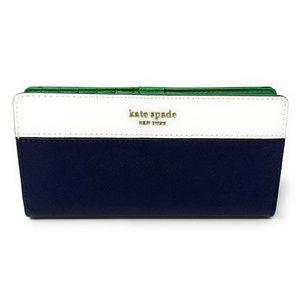 Kate Spade Cameron Large Slim Bifold Wallet